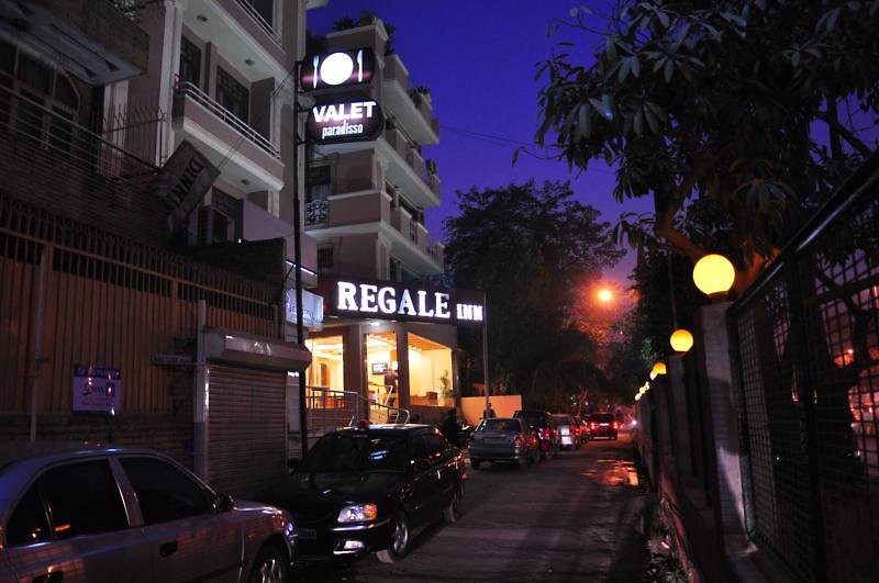 HOTEL REGALE INN