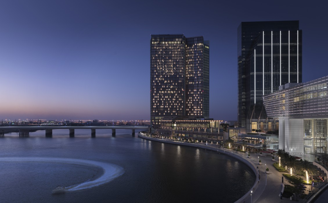 FOUR SEASONS HOTEL AT AL MARYAH ISLAND