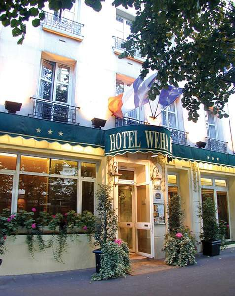 BEST WESTERN HOTEL PARIS ITALIE (Formerly BEST WESTERN HOTEL DE WEHA)