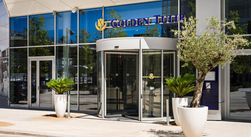 GOLDEN TULIP MARSEILLE EUROMED