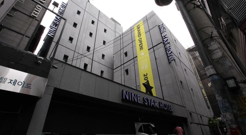 Nine Star Hotel Sinchon