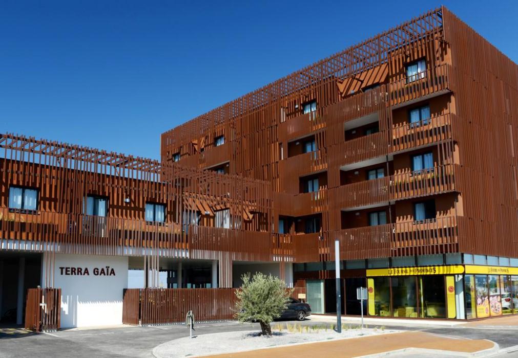 Appart'hôtel Odalys Prestige Terra Gaïa