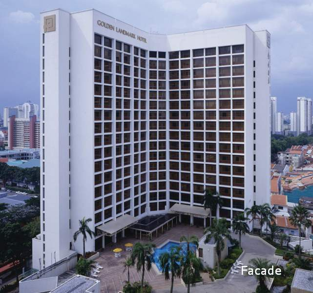 Village Hotel Bugis (Formerly Known- Landmark Village Hotel)