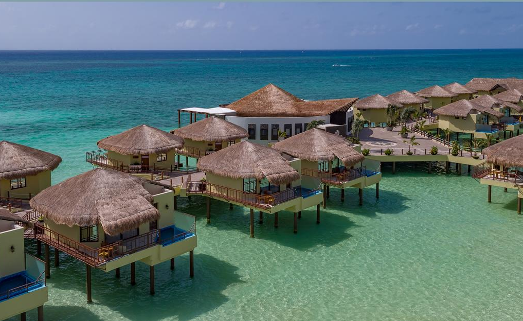 Palafitos Overwater Bungalows At El Dorado Maroma By Karisma - Adults Only