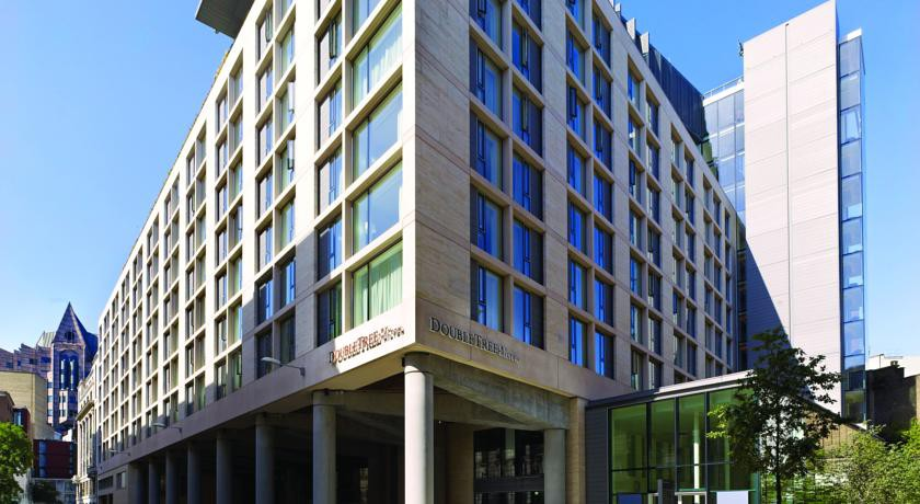 DOUBLETREE BY HILTON HOTEL LONDON - TOWER OF LONDON (Ex Mint Hotel Tower of London)