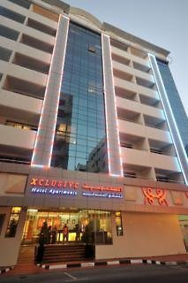 XCLUSIVE HOTEL APARTMENTS BUR DUBAI