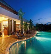 GENDING KEDIS LUXURY VILLAS AND SPA ESTATE.