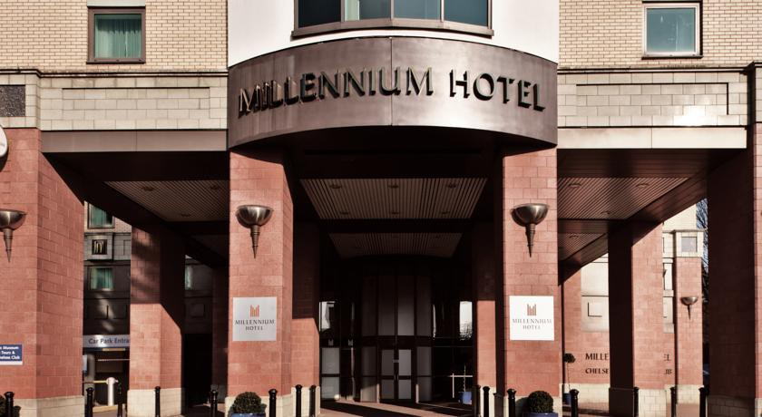 MILLENNIUM HOTELS AT CHELSEA FOOTBALL CLUB