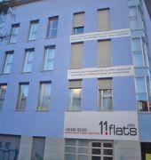 Apartamentos 11flats