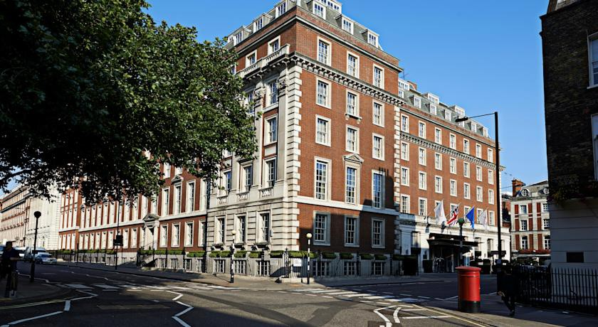 MARRIOTT LONDON HOTEL GROSVENOR SQUARE