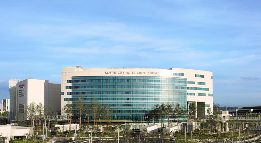 (Gimpo Airport) Lotte City Hotel