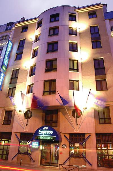 ALLIANCE HOTEL PARIS PLACE D'ITALIE V. AURIOL (EX HOLIDAY INN EXPRESS PARIS - PLACE D ITALIE)