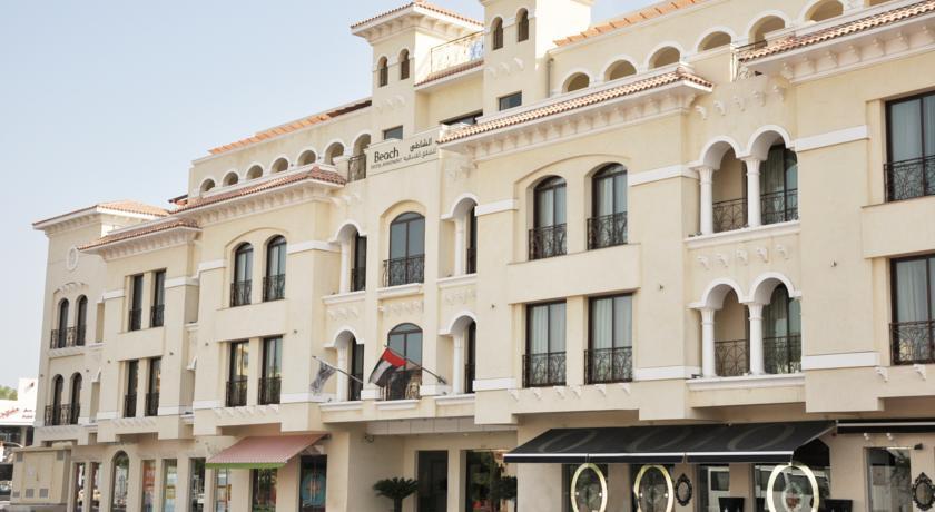Book Beach Hotel Apartment Dubai - image 0